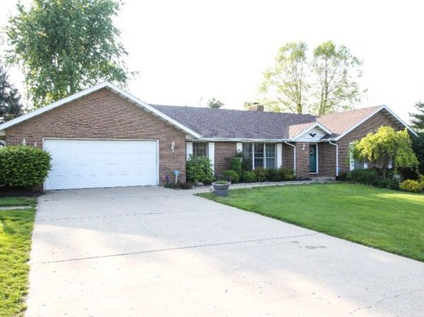 3 bed 3 bath Single Family at 10 Everett Dr Bismarck, IL, 61814 is for sale at 168k - 1 of 21
