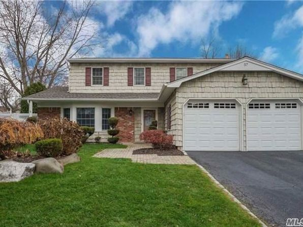 4 bed 3 bath Single Family at Undisclosed Address Lake Grove, NY, 11755 is for sale at 449k - 1 of 20