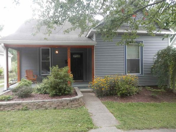 2 bed 2 bath Single Family at 823 W 8th St Bloomington, IN, 47404 is for sale at 260k - 1 of 25