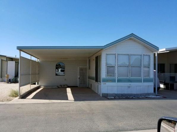 1 bed 1 bath Mobile / Manufactured at 113 E Maricopa Blvd Florence, AZ, 85132 is for sale at 20k - 1 of 15