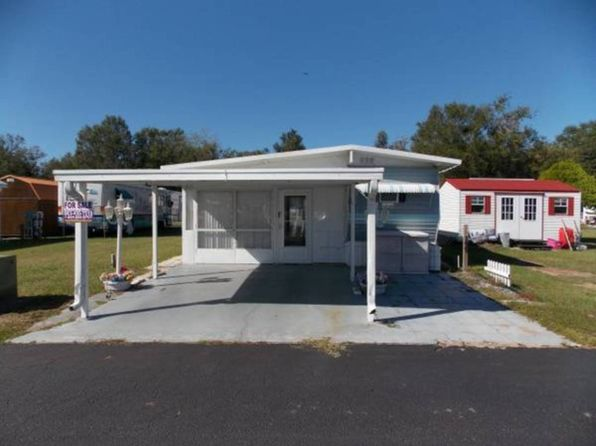 1 bed 1 bath Mobile / Manufactured at 40703 Stewart Road 199 Dade City, FL, 33525 is for sale at 10k - 1 of 24