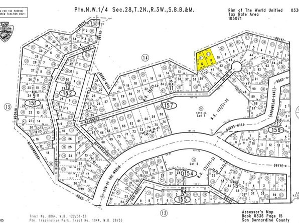 null bed null bath Vacant Land at 0 Burnt Mill Dr. and Rim of the World Dr Lake Arrowhead, CA, 92352 is for sale at 9k - 1 of 17