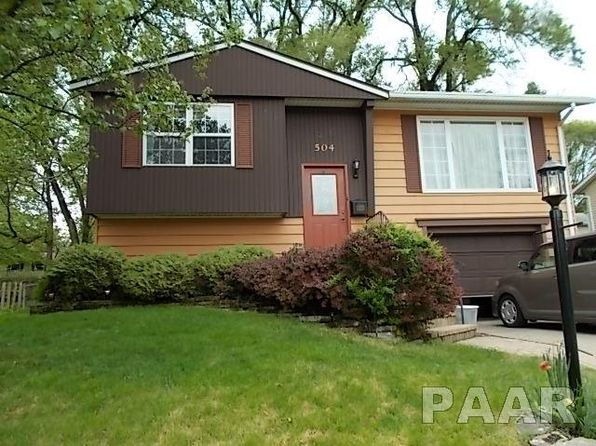4 bed 2 bath Single Family at 504 Kaskaskia Rd Marquette Heights, IL, 61554 is for sale at 88k - 1 of 19