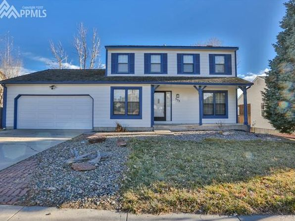4 bed 4 bath Single Family at 575 Saddlemountain Rd Colorado Springs, CO, 80919 is for sale at 325k - 1 of 34