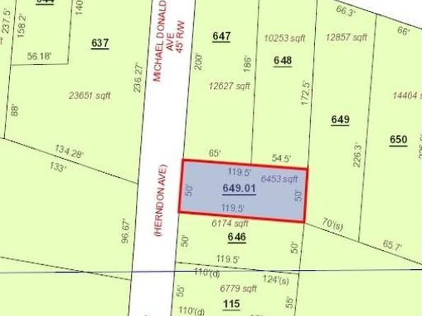 null bed null bath Vacant Land at 126 MICHAEL DONALD AVE MOBILE, AL, 36604 is for sale at 10k - google static map