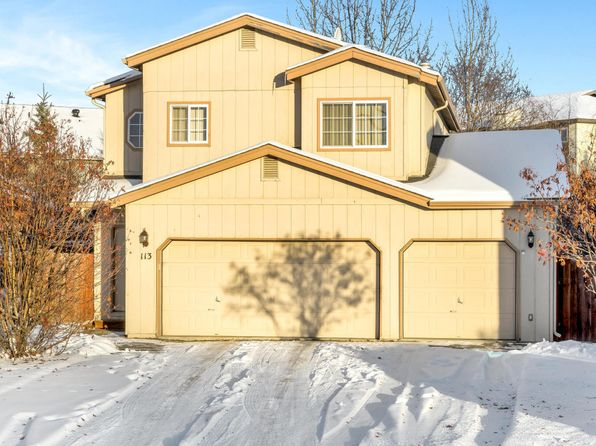 4 bed 2.5 bath Single Family at 113 Nanook Cir Anchorage, AK, 99504 is for sale at 360k - 1 of 23