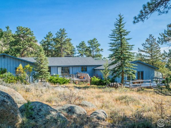 3 bed 3 bath Single Family at 1307 DEVILS GULCH RD ESTES PARK, CO, 80517 is for sale at 805k - 1 of 39