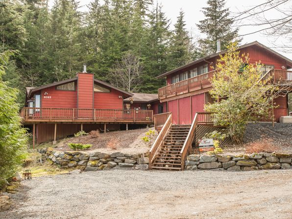 4 bed 4 bath Single Family at 6065 S Tongass Hwy Ketchikan, AK, 99901 is for sale at 447k - 1 of 24