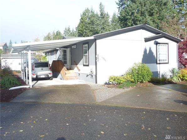 3 bed 2 bath Mobile / Manufactured at 12407 116th Avenue Ct E Puyallup, WA, 98374 is for sale at 60k - 1 of 22