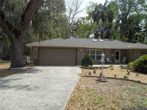 3 bed 2 bath Single Family at 4851 S Trail Way Homosassa, FL, 34448 is for sale at 139k - 1 of 22