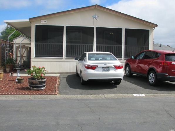 3 bed 2 bath Mobile / Manufactured at 1124 Adrienne Way Santa Rosa, CA, 95401 is for sale at 210k - 1 of 20