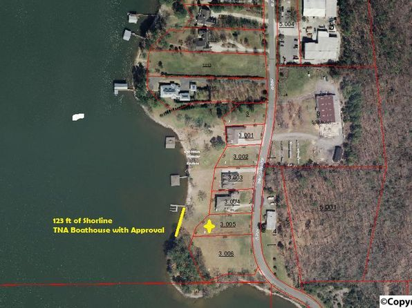null bed null bath Vacant Land at 1 Signal Point Cir Guntersville, AL, 35976 is for sale at 350k - 1 of 12