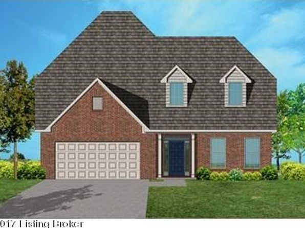 4 bed 3 bath Single Family at 521 Wooded Falls Rd Louisville, KY, 40243 is for sale at 333k - google static map