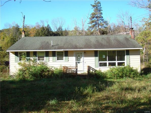 3 bed 1 bath Single Family at 1011 Hardscrabble Rd W Bridgewater, NY, 13313 is for sale at 38k - 1 of 12