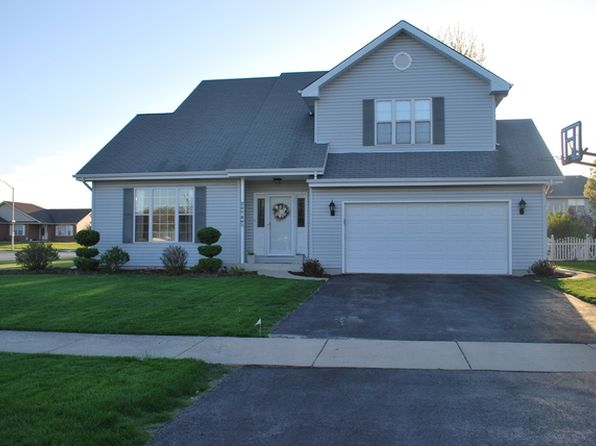 4 bed 3 bath Single Family at 25784 S McKinley St Monee, IL, 60449 is for sale at 219k - 1 of 19