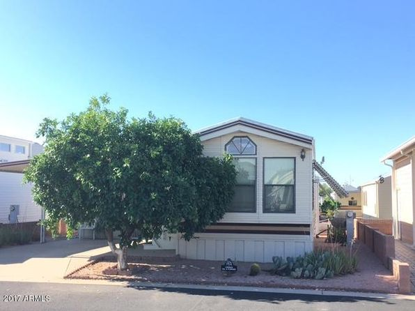 1 bed 1 bath Mobile / Manufactured at 7750 E Broadway Rd Mesa, AZ, 85208 is for sale at 58k - 1 of 32