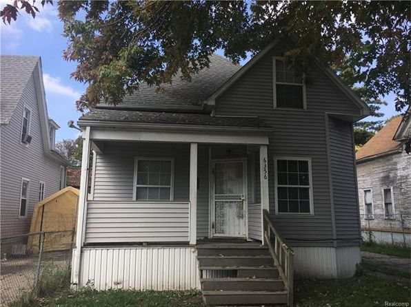 3 bed 1 bath Single Family at 6356 Perkins St Detroit, MI, 48210 is for sale at 99k - 1 of 12