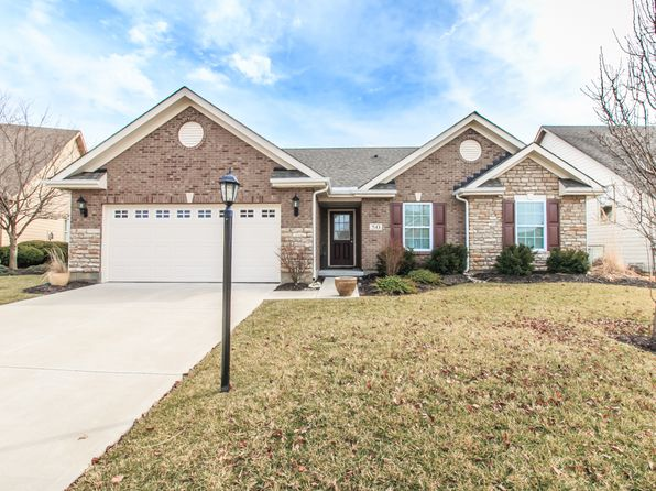 3 bed 2 bath Single Family at 50 COBBLESTONE LN SPRINGBORO, OH, 45066 is for sale at 230k - 1 of 28