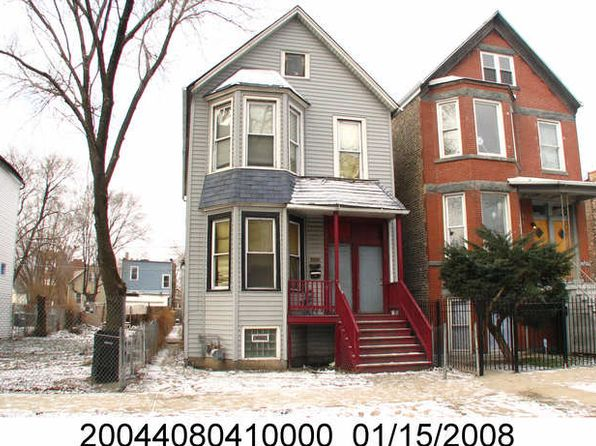 4 bed 2 bath Multi Family at 4416 S Wells St Chicago, IL, 60609 is for sale at 120k - google static map