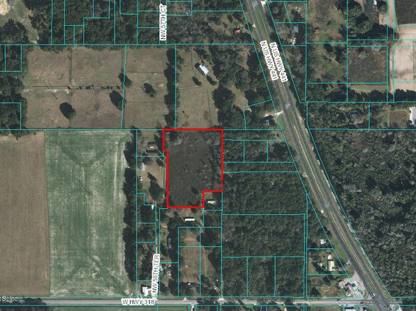 null bed null bath Vacant Land at 0 NW 56 Ter Reddick, FL, 32686 is for sale at 60k - google static map