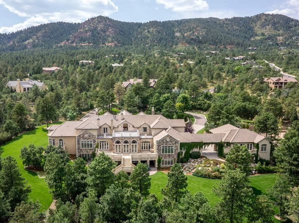 Colorado Springs CO Luxury Homes For Sale Homes Zillow - Colorado springs luxury homes