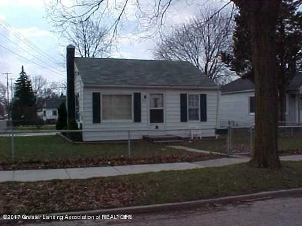2 bed 1 bath Single Family at 742 E Harris St Lansing, MI, 48906 is for sale at 30k - google static map