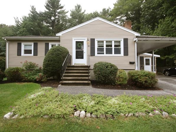 3 bed 1 bath Single Family at 30 Pleasant St North Reading, MA, 01864 is for sale at 439k - 1 of 30