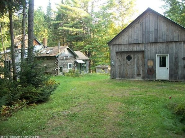 1 bed 1 bath Single Family at 382 Steward Rd Monson, ME, 04464 is for sale at 85k - 1 of 28