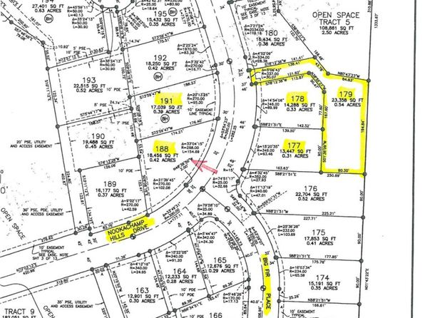 null bed null bath Vacant Land at 0 Nookachamp Hills Dr Mount Vernon, WA, 98274 is for sale at 105k - google static map