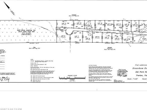 null bed null bath Vacant Land at 4 Stoneham Way Trenton, ME, 04605 is for sale at 38k - 1 of 10