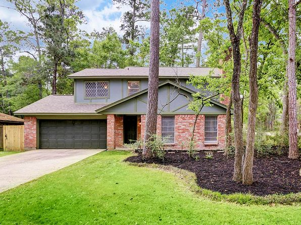 4 bed 3 bath Single Family at 2 Coralberry Ct Spring, TX, 77381 is for sale at 260k - 1 of 14