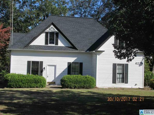4 bed 2 bath Single Family at 88358 Highway 9 Lineville, AL, 36266 is for sale at 95k - 1 of 16