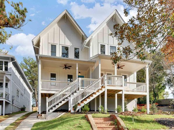 4 bed 3 bath Condo at 104-A Cleveland St SE Atlanta, GA, 30316 is for sale at 500k - 1 of 34