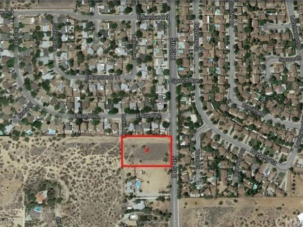 null bed null bath Vacant Land at 0 Vac/5th Ste/Larkin Ave Palmdale, CA, 93550 is for sale at 99k - 1 of 3