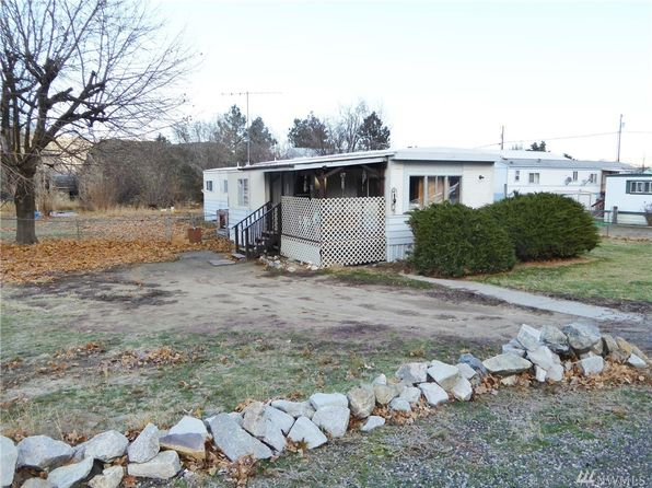 3 bed 1 bath Mobile / Manufactured at 21956 W Cardinal Rd NE Grand Coulee, WA, 99133 is for sale at 50k - 1 of 7