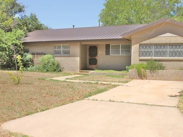 3 bed 2 bath Single Family at 108 Hamilton Ave Ballinger, TX, 76821 is for sale at 120k - 1 of 24