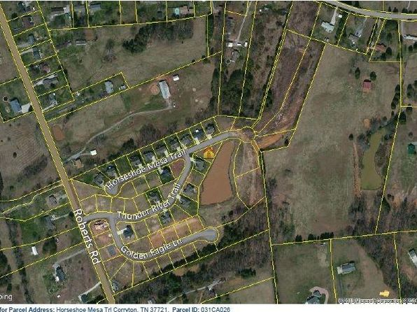 null bed null bath Vacant Land at  Horseshoe Mesa Tr Corryton, TN, 37721 is for sale at 35k - google static map