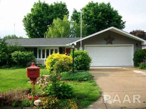 3 bed 2 bath Single Family at 55 Edmar Dr Canton, IL, 61520 is for sale at 100k - 1 of 36