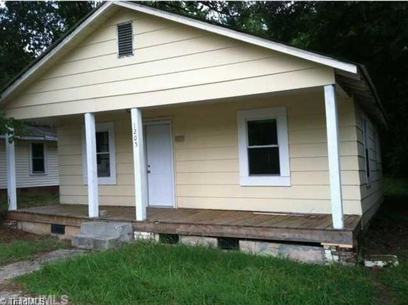 2 bed 1 bath Single Family at 1205 Pearson Pl High Point, NC, 27260 is for sale at 25k - 1 of 4