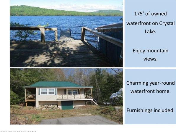 2 bed 1 bath Single Family at 187 NORWAY RD HARRISON, ME, 04040 is for sale at 180k - 1 of 30