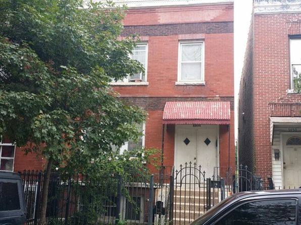 6 bed 2 bath Multi Family at 3452 W 23rd St Chicago, IL, 60623 is for sale at 125k - google static map