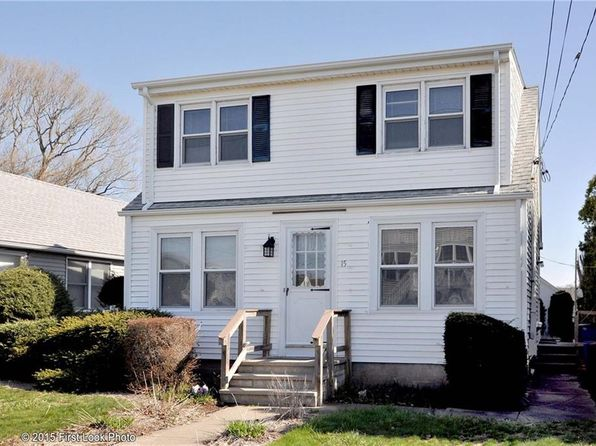 4 bed 2 bath Single Family at 15 Walcott Ave Narragansett, RI, 02882 is for sale at 500k - 1 of 4