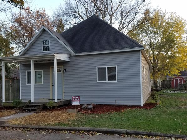 2 bed 1 bath Single Family at 2345 5th Ave Terre Haute, IN, 47807 is for sale at 60k - 1 of 18