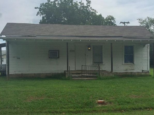 2 bed 1 bath Single Family at 108 S Chickasaw St Haskell, OK, 74436 is for sale at 9k - 1 of 2