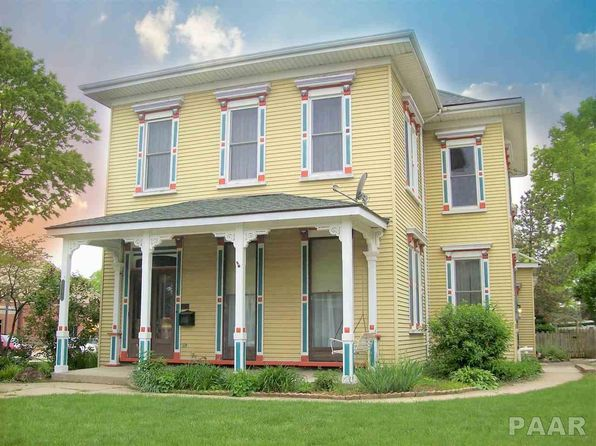 5 bed 2 bath Single Family at 703 N 4th St Pekin, IL, 61554 is for sale at 119k - 1 of 36