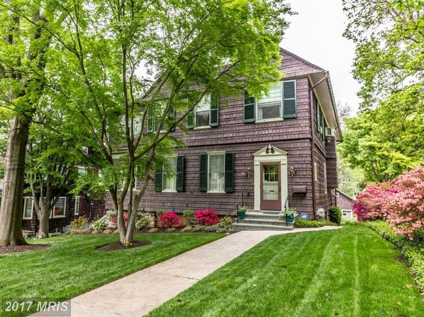 5 bed 4 bath Single Family at 6 Beechdale Rd Baltimore, MD, 21210 is for sale at 649k - 1 of 30