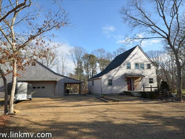 3 bed 2 bath Single Family at 53 JERNEGAN AVE EDGARTOWN, MA, 02539 is for sale at 719k - 1 of 43