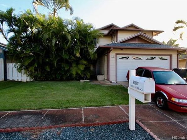4 bed 3 bath Single Family at 91-1017 Keoneae Pl Ewa Beach, HI, 96706 is for sale at 632k - 1 of 18