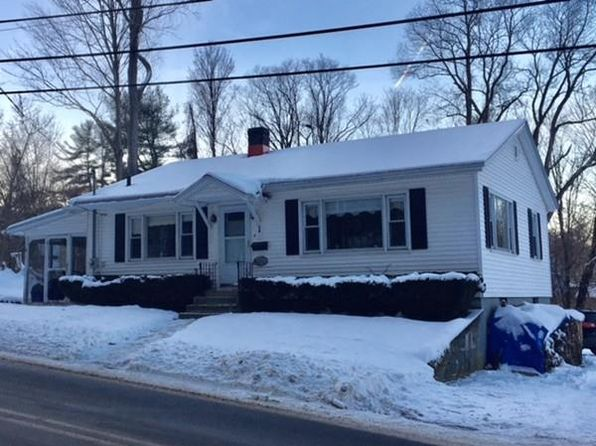 2 bed 2 bath Single Family at 36 WALNUT HILL RD ORANGE, MA, 01364 is for sale at 160k - 1 of 10