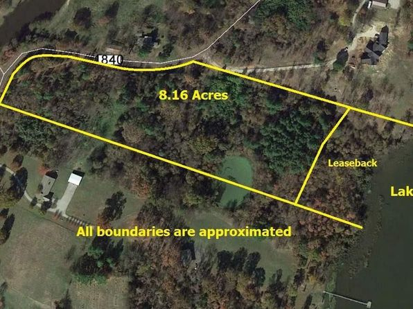 null bed null bath Vacant Land at CR 1840 Yantis, TX, 75497 is for sale at 150k - google static map